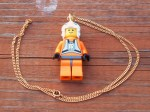 Star Wars Rebel Pilot Minifigure Necklace